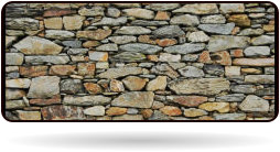 natural wall stone, bluestone, pennsylvania wall stone, field stone